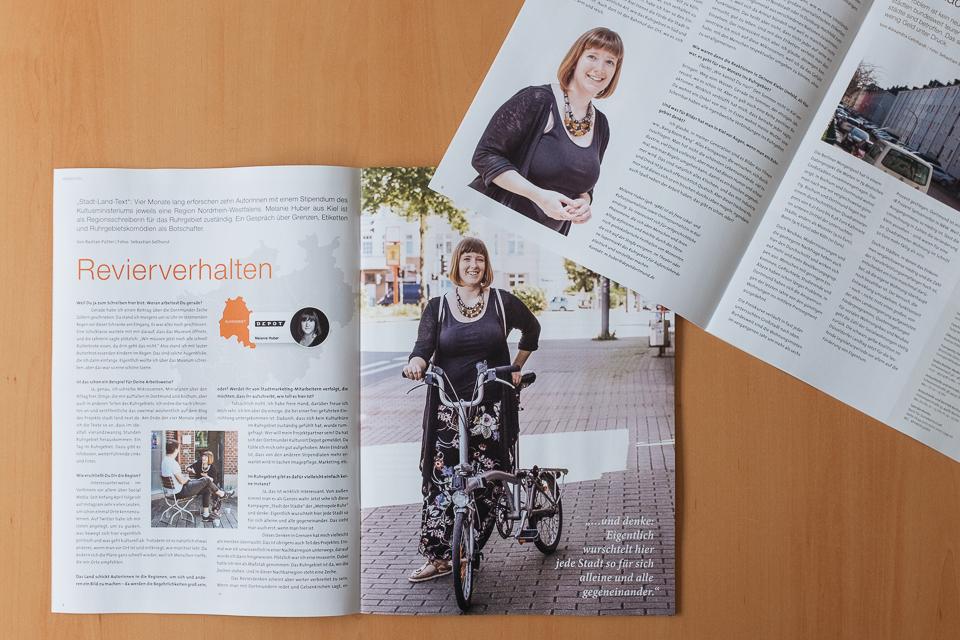 Bodo Straßenmagazin Ausgabe September 2017